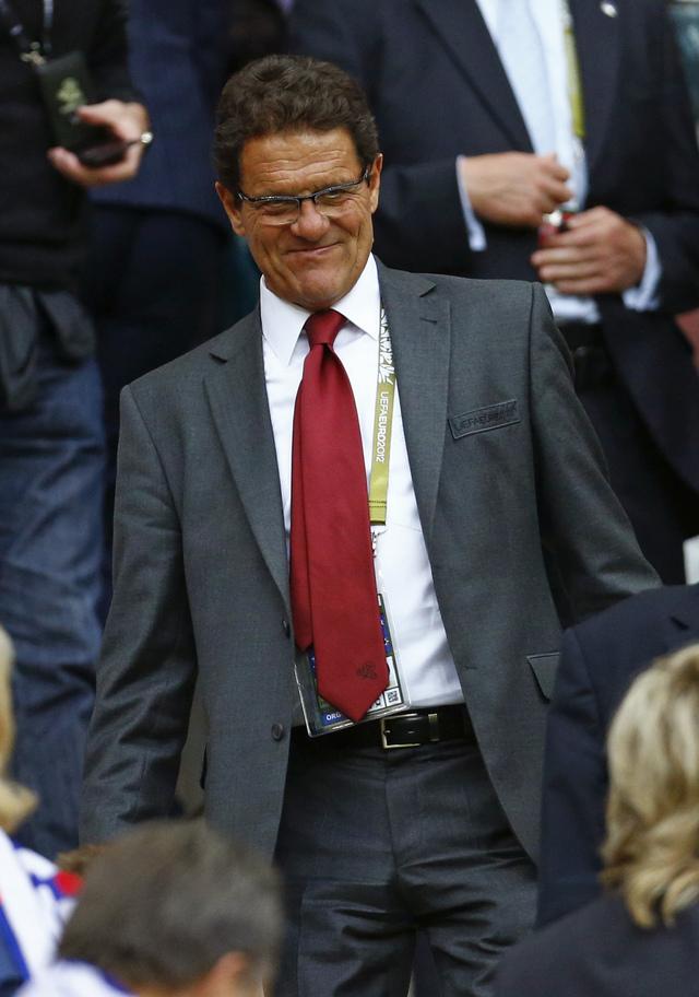 Fabio Capello ya se hizo cargo de la selección rusa.