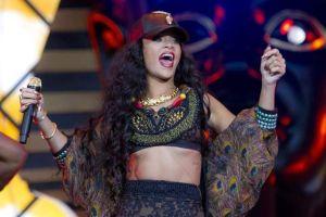 Rihanna se estrena como diseñadora