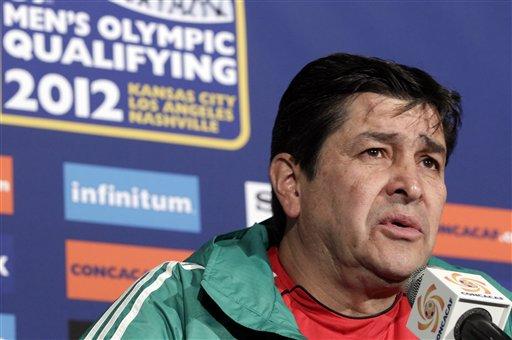 Tena: Selección Mexicana lista para debutar en los Olímpicos
