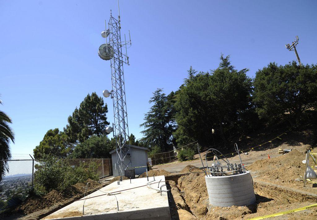 Radios policiales de Oakland fallan durante visita de Obama