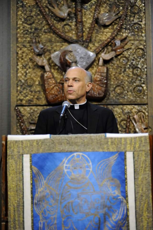 Se nombra a arzobispo