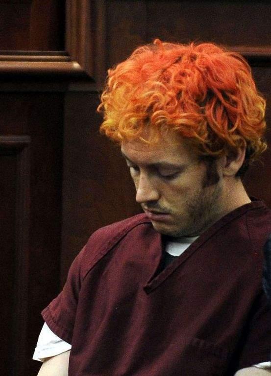 James Holmes es impuesto de 24 cargos de homicidio (Fotos)