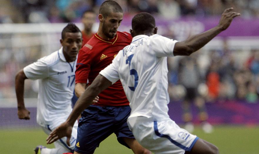 Olimpiadas 2012: España quiere reinvindicarse en fútbol ante Marruecos