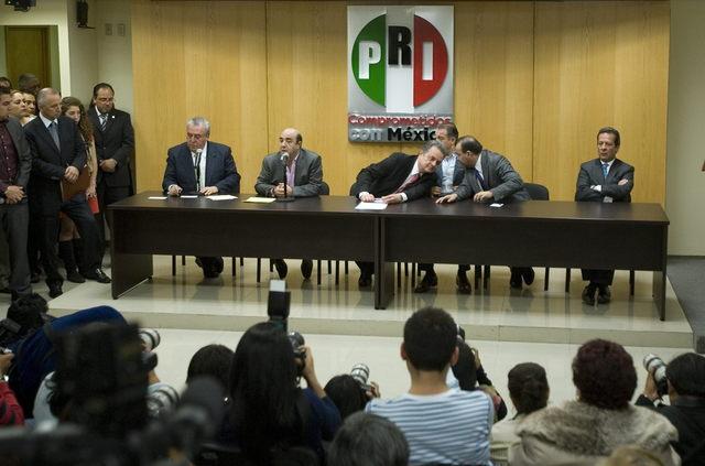 Crónicas mexicanas: Esa bestia llamada PRI