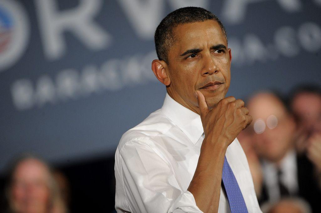 Estados clave favorecen a Obama