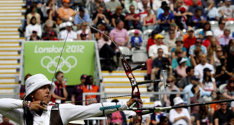 Olimpiadas 2012: México avanza a semifinales en tiro con arco