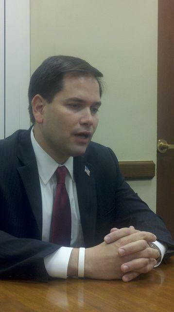 Rubio augura una pesadilla a 'dreamers'