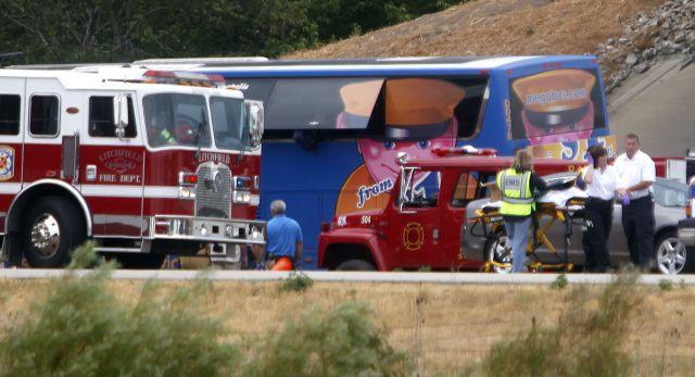 Un muerto y más de veinte heridos en accidente en Illinois