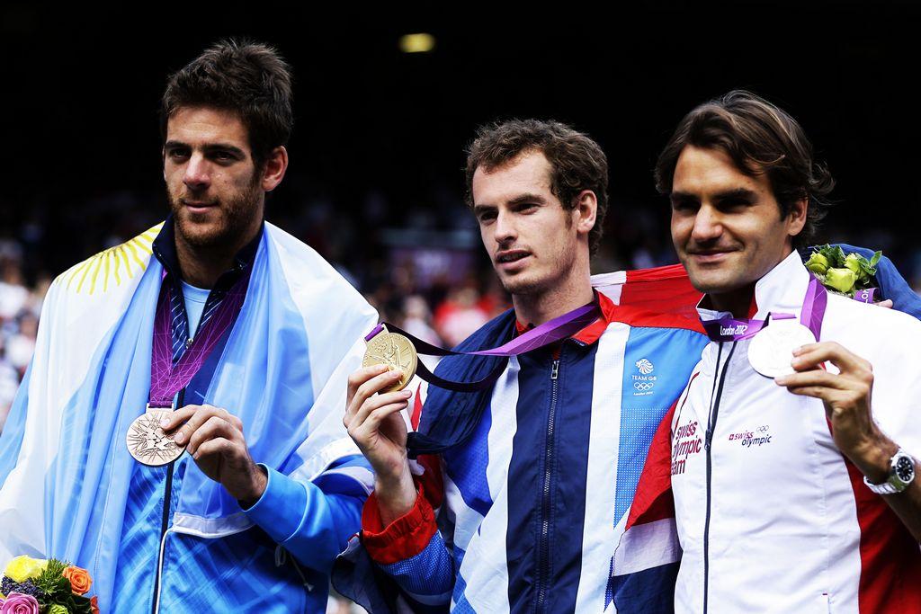Murray vence a Federer y gana oro en Wimbledon