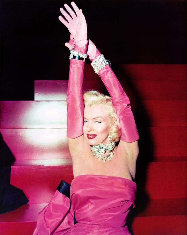 Marilyn Monroe está viva