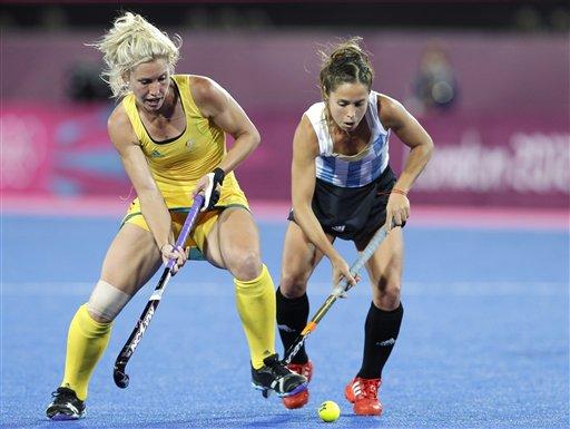 Argentina contra Gran Bretaña por medalla olímpica