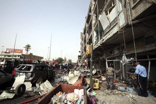 Unos seis muertos y 8 heridos en Irak