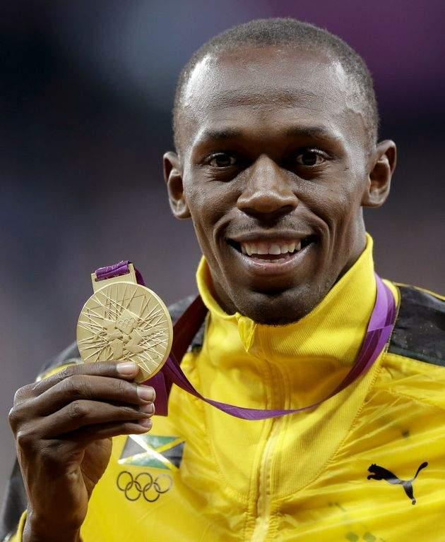 Bolt también rompió récord en Twitter (Video)