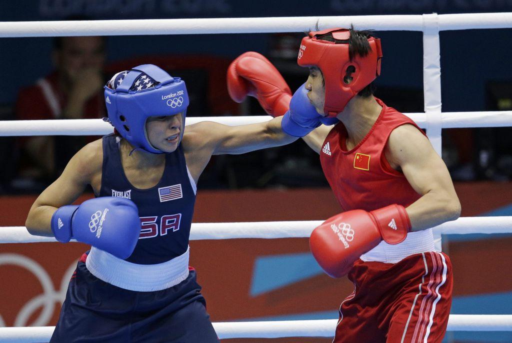 Esparza se retira del boxeo tras obtener bronce en Londres (Fotos)