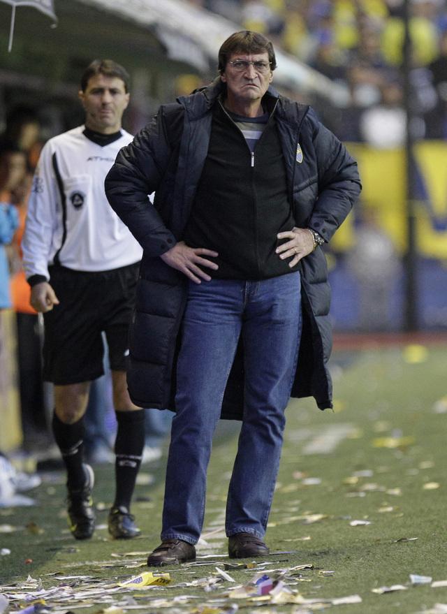 DT del Boca se juega el puesto