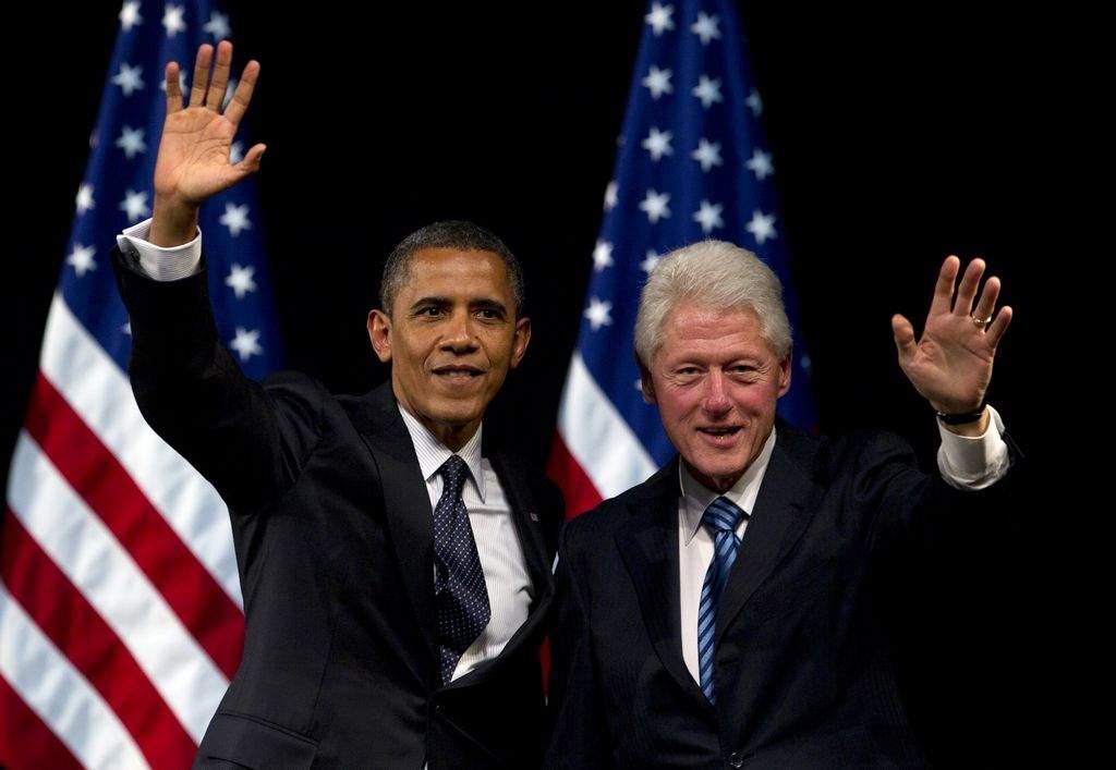 Romney busca dividir a Obama y Clinton