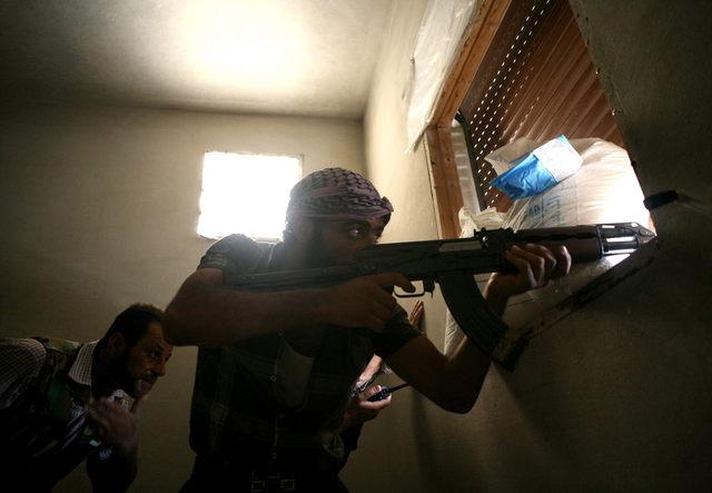 El Ejército sirio lanza su ofensiva en Alepo