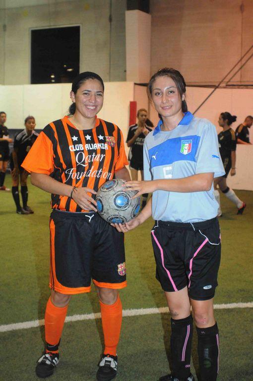 Dos jugadoras del Jalisco buscan título de goleo en Liga 5 Mayo