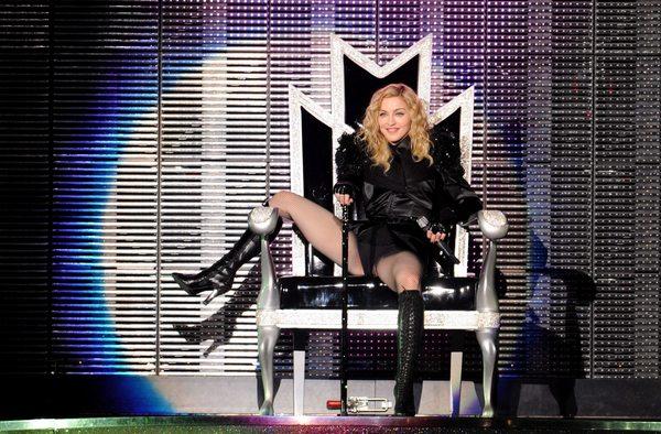 Funcionario ruso insulta a Madonna