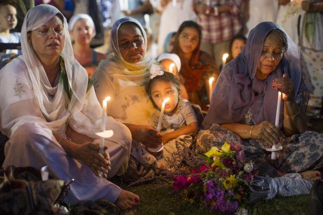 Miles despedirán a víctimas de tiroteo en templo sij de Wisconsin