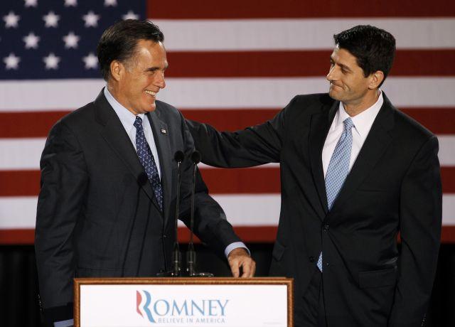 Romney escoge a Paul Ryan para la vicepresidencia