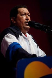 Chávez dice que Capriles es 'fascista'