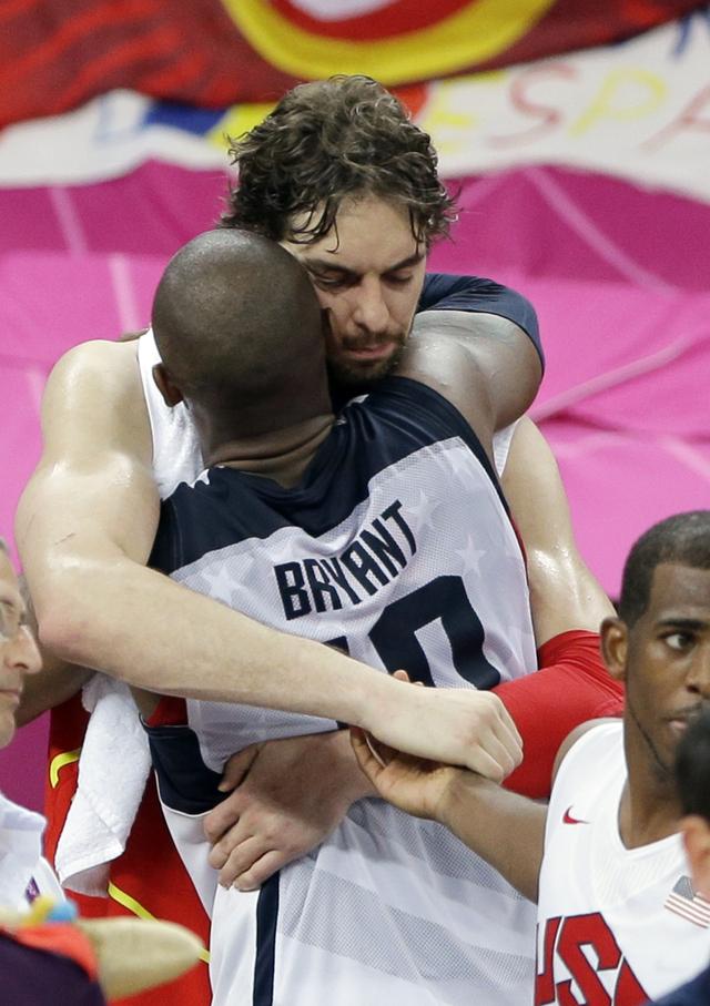 Revalida EEUU oro en basquet