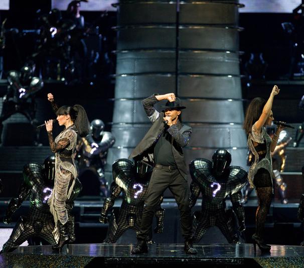 Tributo a Michael Jackson se presenta hoy y mañana en LA (video)