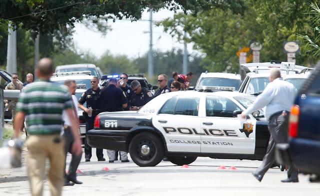 Tiroteo en Texas deja 3 muertos