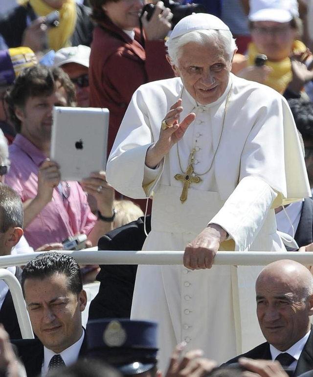 Vaticano juzgará a dos por robo