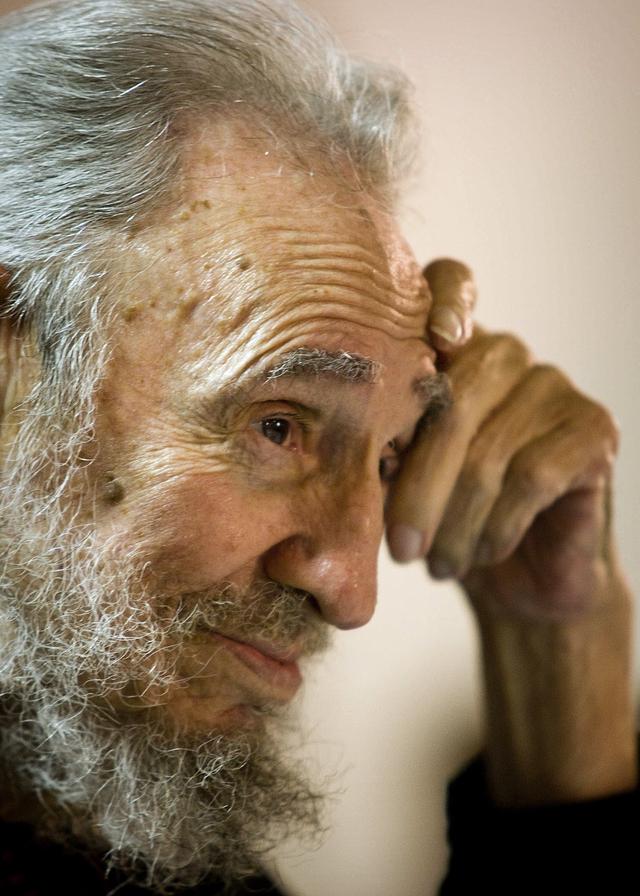 Castro cumple años Medios oficiales cubanos recuerdan el 86 cumpleaños de Fidel Castro