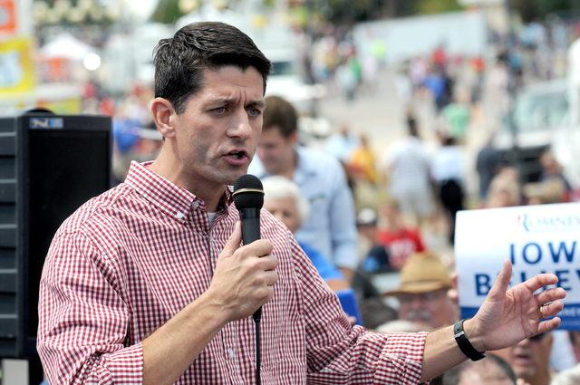 ¿Conoces a Paul Ryan?