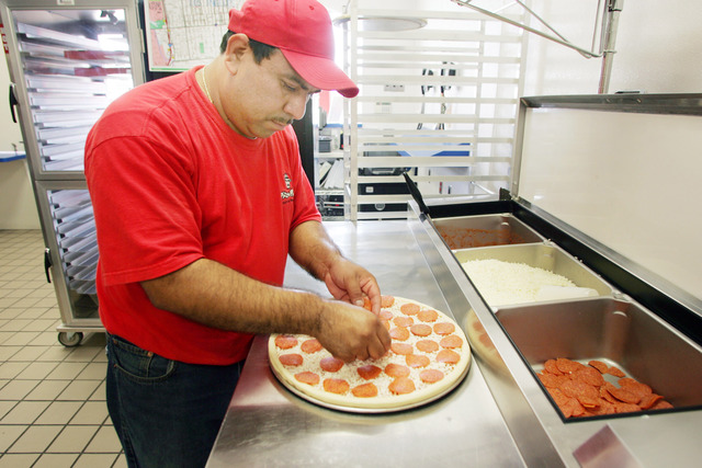 San Diego comerá  más pizzas 'Patrón'