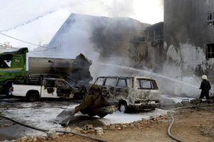 Los riesgos en Siria