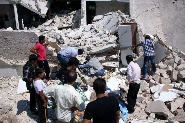 Hallan 60 cadáveres maniatados en Siria