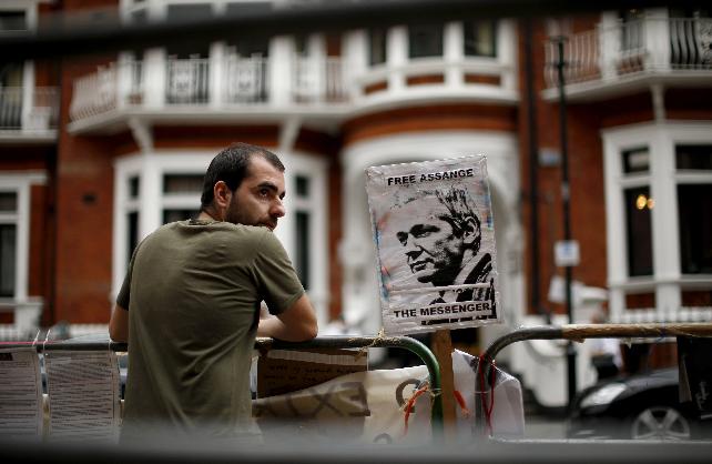 "Ecuador urge pronunciamiento de OEA por ""amenaza"" a Assange (Video)"
