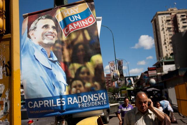 Oposición venezolana promueve voto en Texas