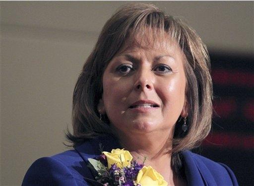 Gobernadora de Nuevo México en Convención Republicana