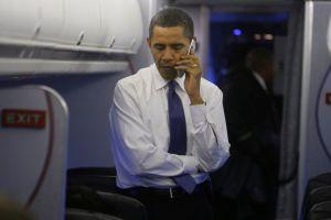 Obama repasa con Premier Británico crisis económica europea