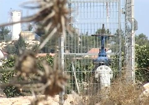 Israel limita agua de palestinos en Cisjordania