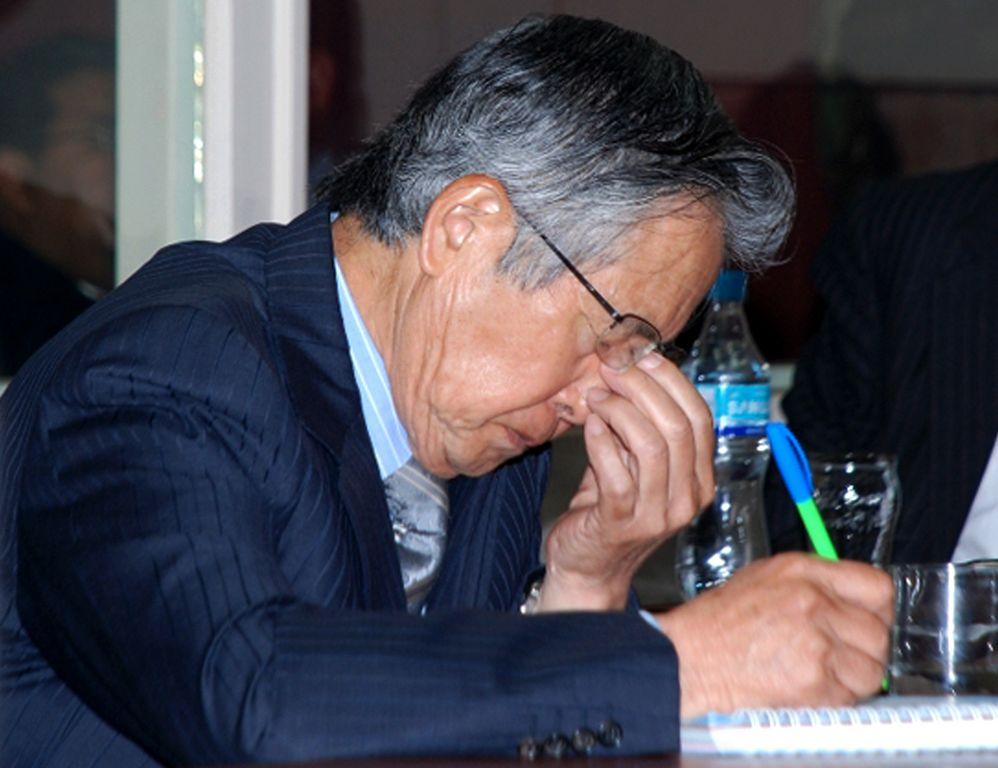 Perú: Operan a Fujimori por quinta vez por lesiones cancerosas