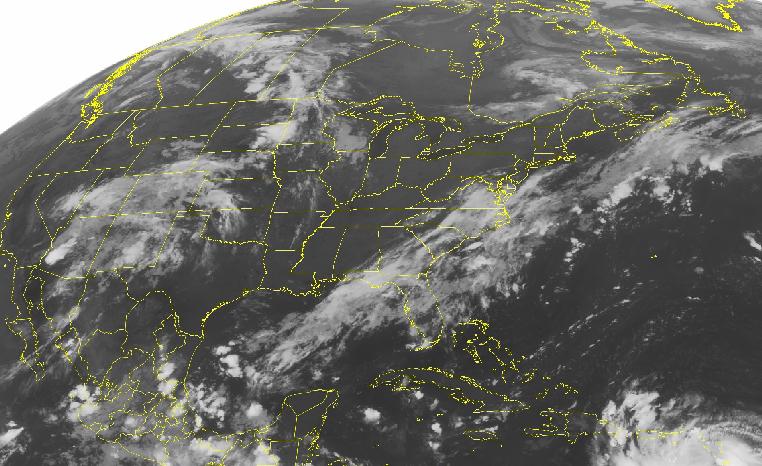 Los meteorólogos anticiparon que Isaac probablemente será un huracán de categoría 1 mañana.
