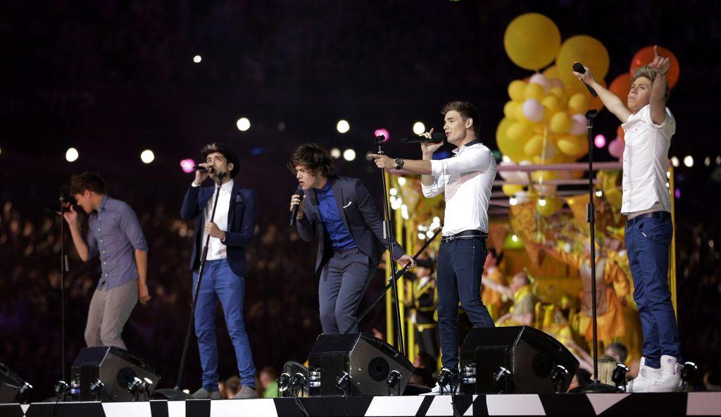 Video: One Direction lanza nuevo tema en preventa