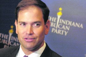 Rubio, 'un imán' para atraer a hispanos