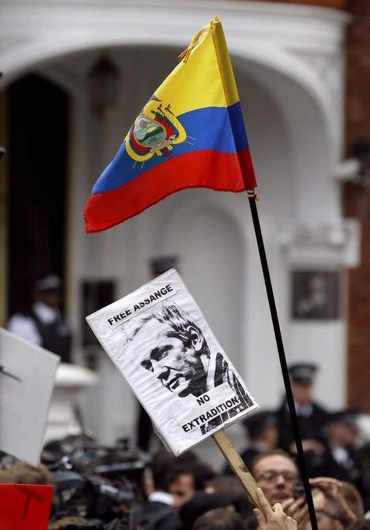 OEA reúne hoy a cancilleres para estudiar caso Assange