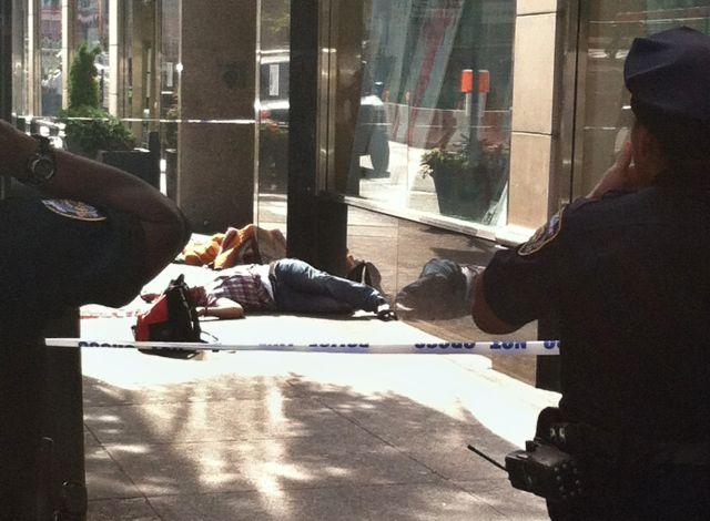En 8 segundos, NYPD hirió a 9 inocentes cerca del Empire State