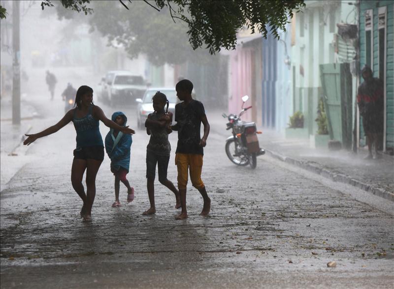 Isaac deja más de 7,000 desplazados en RD