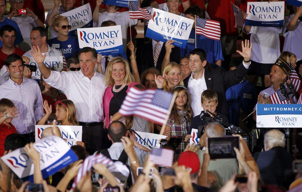 Se desconoce la plataforma republicana al inicio de la Convención