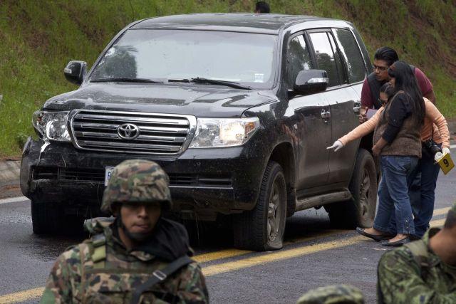 Presidente de México se disculpa por ataque a vehículo de EEUU