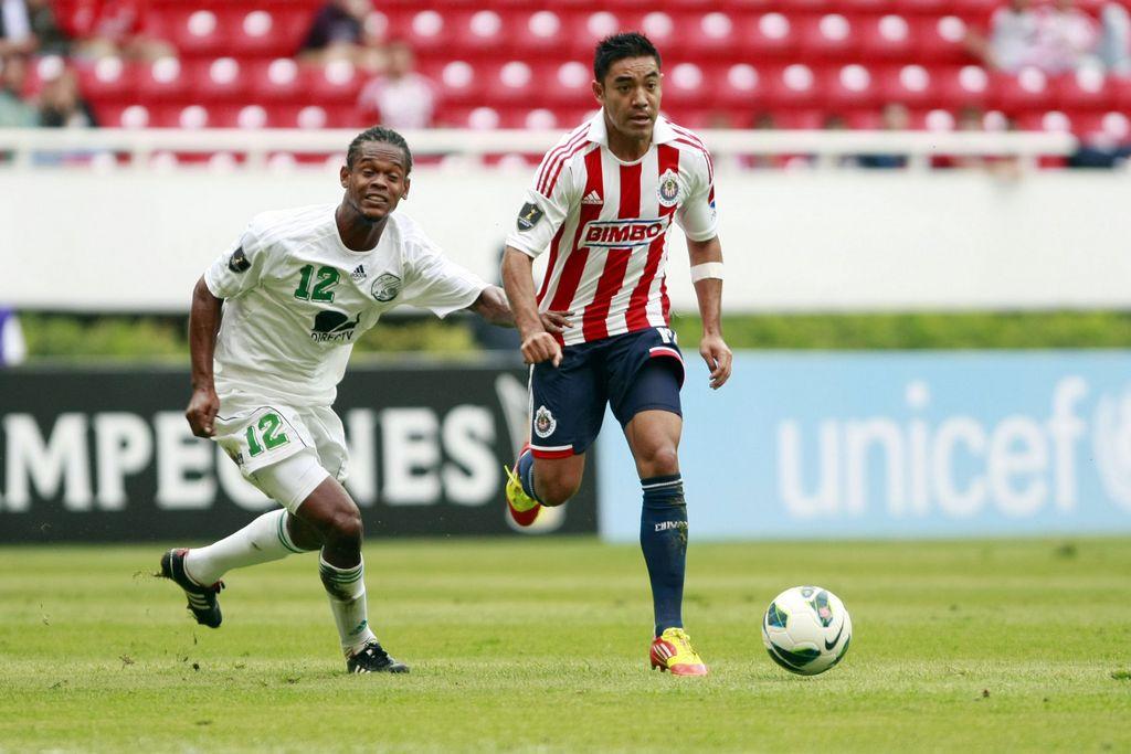 Las Chivas ganan 4-0 al W. Connection trinitario
